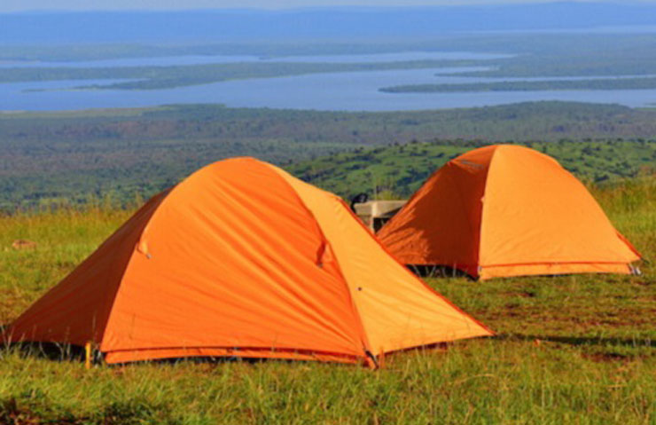 Camping Nyungwe National Park